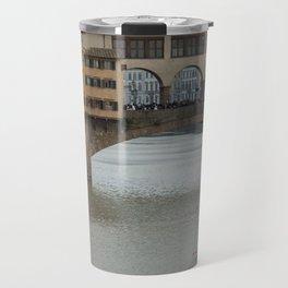 Ponte Vecchio Travel Mug