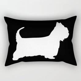 Australian Silky Terrier Rectangular Pillow