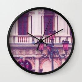 LA SERENISSIMA Wall Clock