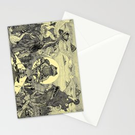 Toad Licking  Stationery Cards