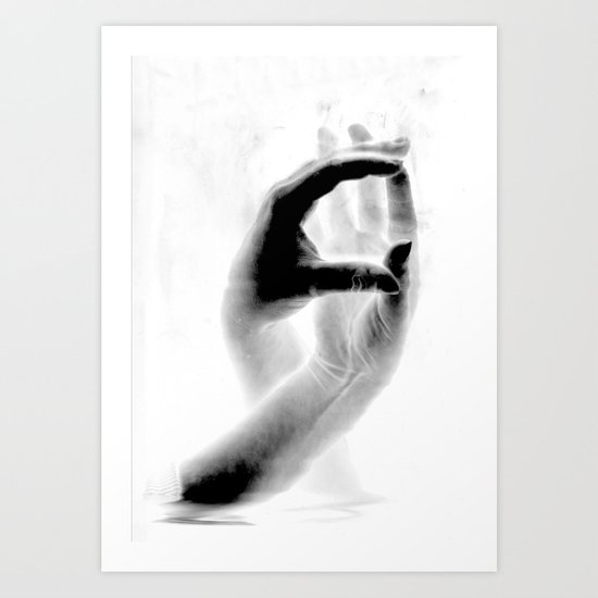 Fingers #2 Art Print