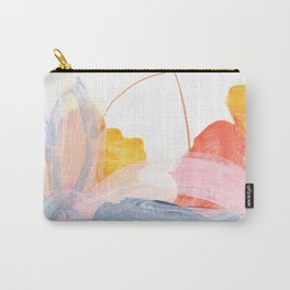 abstract painting XVII Carry-All Pouch