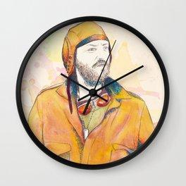 Oddball - Secondary character? Never! Wall Clock