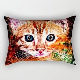 cat years wsstd Rectangular Pillow