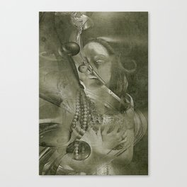 Ghost Whisperer V2 Canvas Print