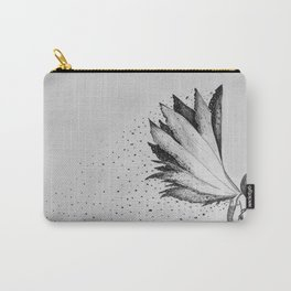 Burnt Wings Carry-All Pouch