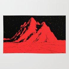 Pico rosso Rug