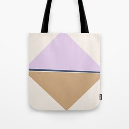 Lavender Ice Cream Tote Bag