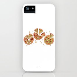 Pizza Party iPhone Case