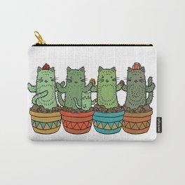 Catcus Garden (Single Row) Carry-All Pouch