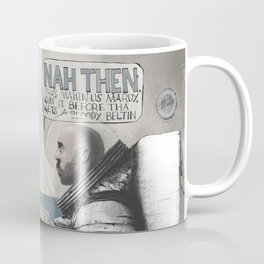 A close encounter of the Yorkshire kind Coffee Mug