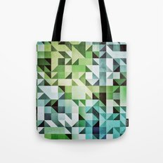 :: geometric maze II :: Tote Bag