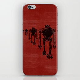March Of The Robots iPhone Skin