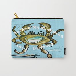 Mourning into Dancing Carry-All Pouch