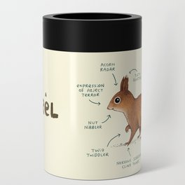 Anatomy of a Squirrel Can Cooler