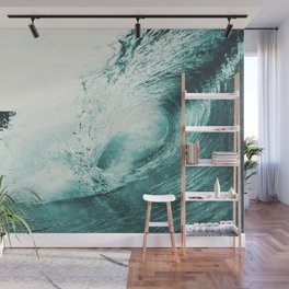 Liquid Motion Wall Mural