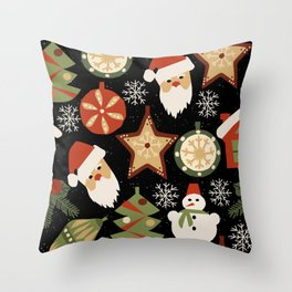 Christmas 2 Throw Pillow