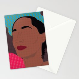 Miss Ross if you're nasty Stationery Cards
