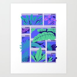 C:\WINDOWS\TROPICAL Art Print