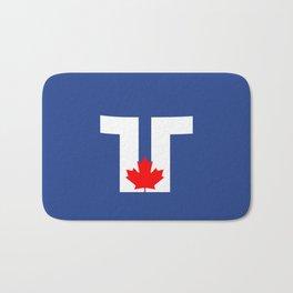 Flag of Toronto Bath Mat