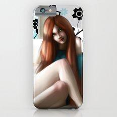 Angela´s Wait iPhone 6s Slim Case