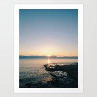 Sunrise I Art Print