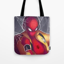 That Spidey Life Tote Bag