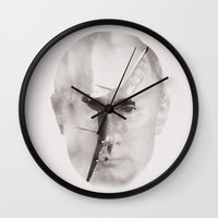 putin Wall Clocks featuring RULES by KrisLeov