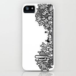 Chai and Cacti III iPhone Case