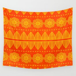 Indian Designs 207 Wall Tapestry