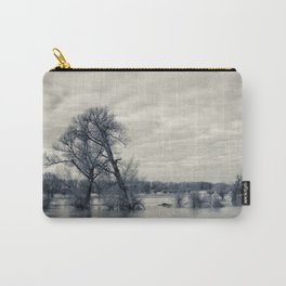 lean on me - flooded meadows Carry-All Pouch