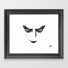 SWEET TRANSVESTITE Framed Art Print