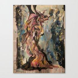 Siamese Please Canvas Print