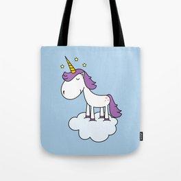 Adorable unicorn Tote Bag