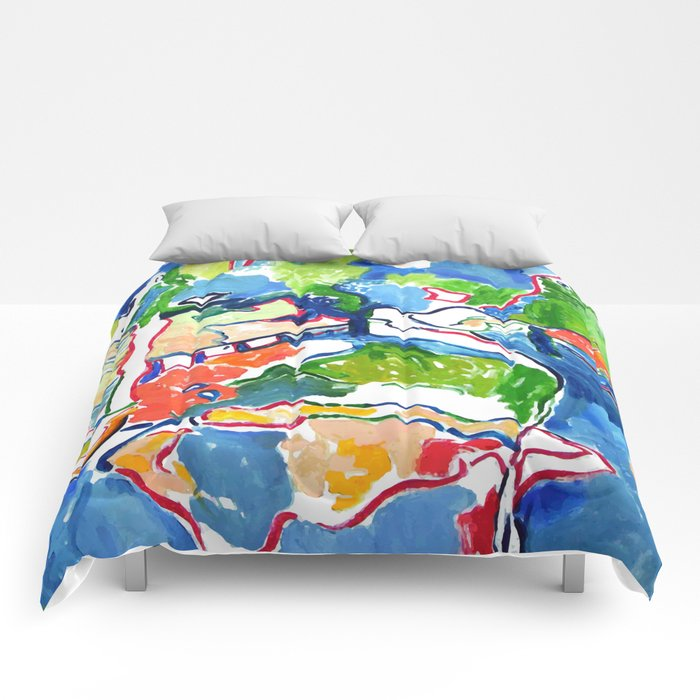 Elsie Partington Walk Comforters