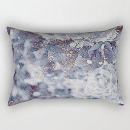 Tropical Bling Rectangular Pillow