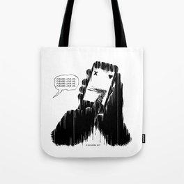 The Swipe Tote Bag