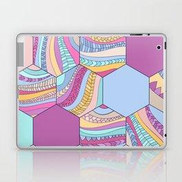 BRAIDSHEXSUMMER Laptop & iPad Skin