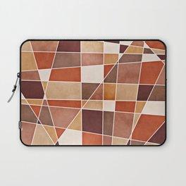 Cubist Autumn Laptop Sleeve