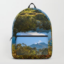 Autumn mirror Backpack