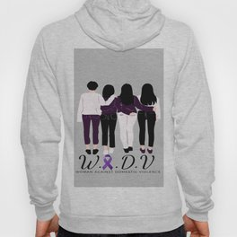 Domestic Violence Awareness Hoody