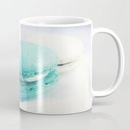 Macarons / Macaroons Teal Coffee Mug