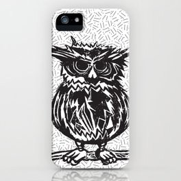 Linowl iPhone Case