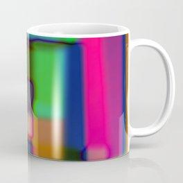 Colored blured background Coffee Mug
