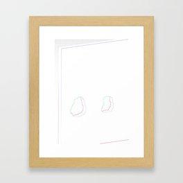 Per Framed Art Print