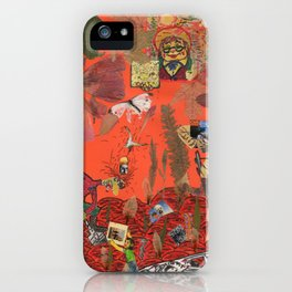 Diary of a..... iPhone Case