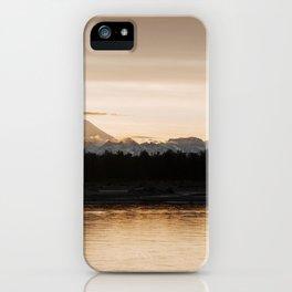 Talkeetna, AK iPhone Case