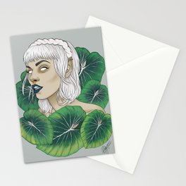 The Leaf Elf Stationery Cards