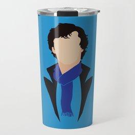 1 Sherlock Holmes Travel Mug