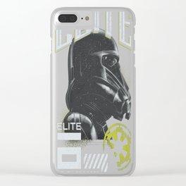 Elite Profile Clear iPhone Case